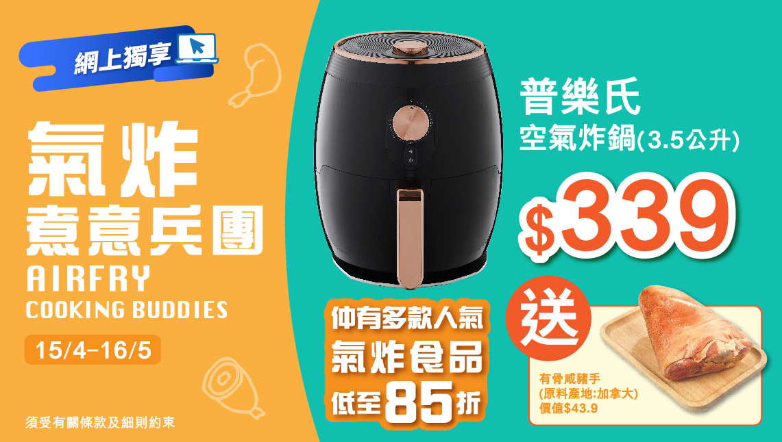 AIR FRYER 0415