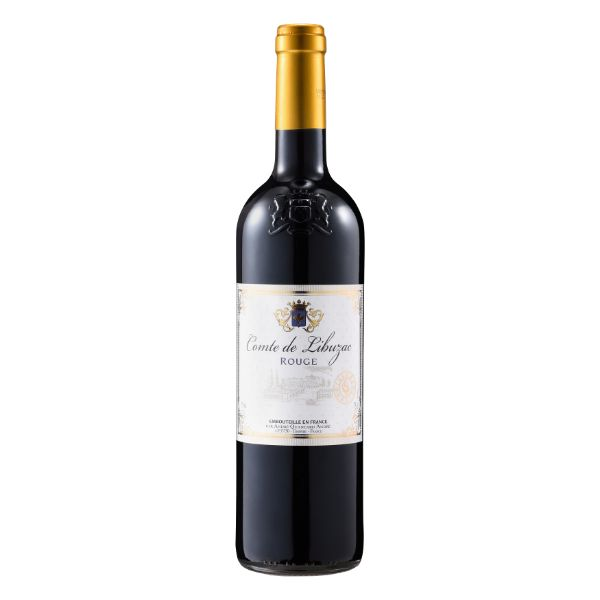 Comte De Libuzac Red Wine 750ml