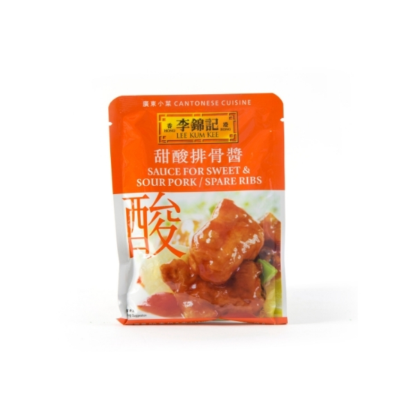 LEE KUM KEE SAUCE FOR SWEET AND SOUR RIBS 80G