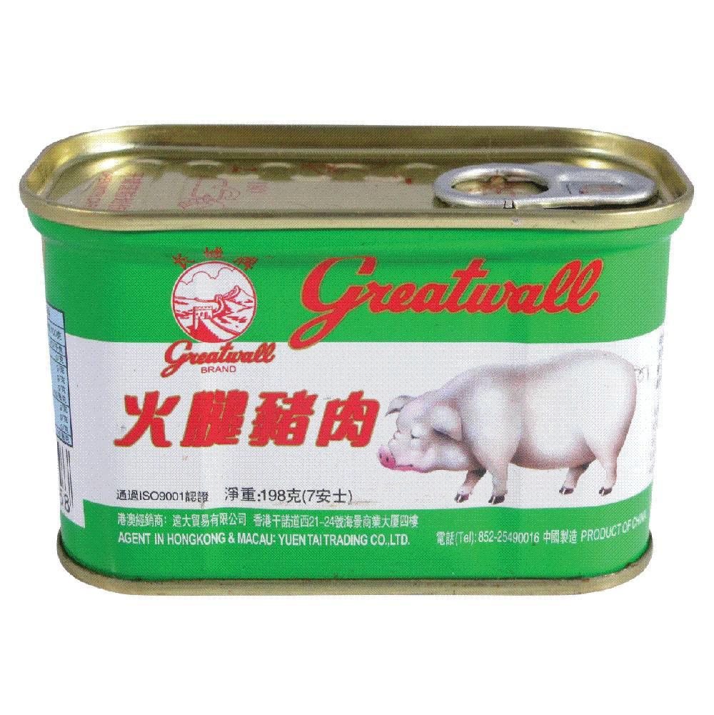 Greatwall Chopped Pork & Ham 198G