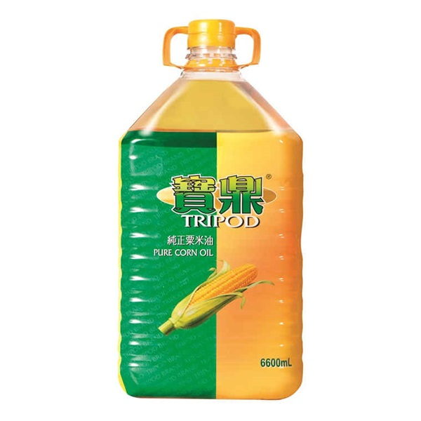 TRIPOD CORN OIL 6600ML (BOTTLE)