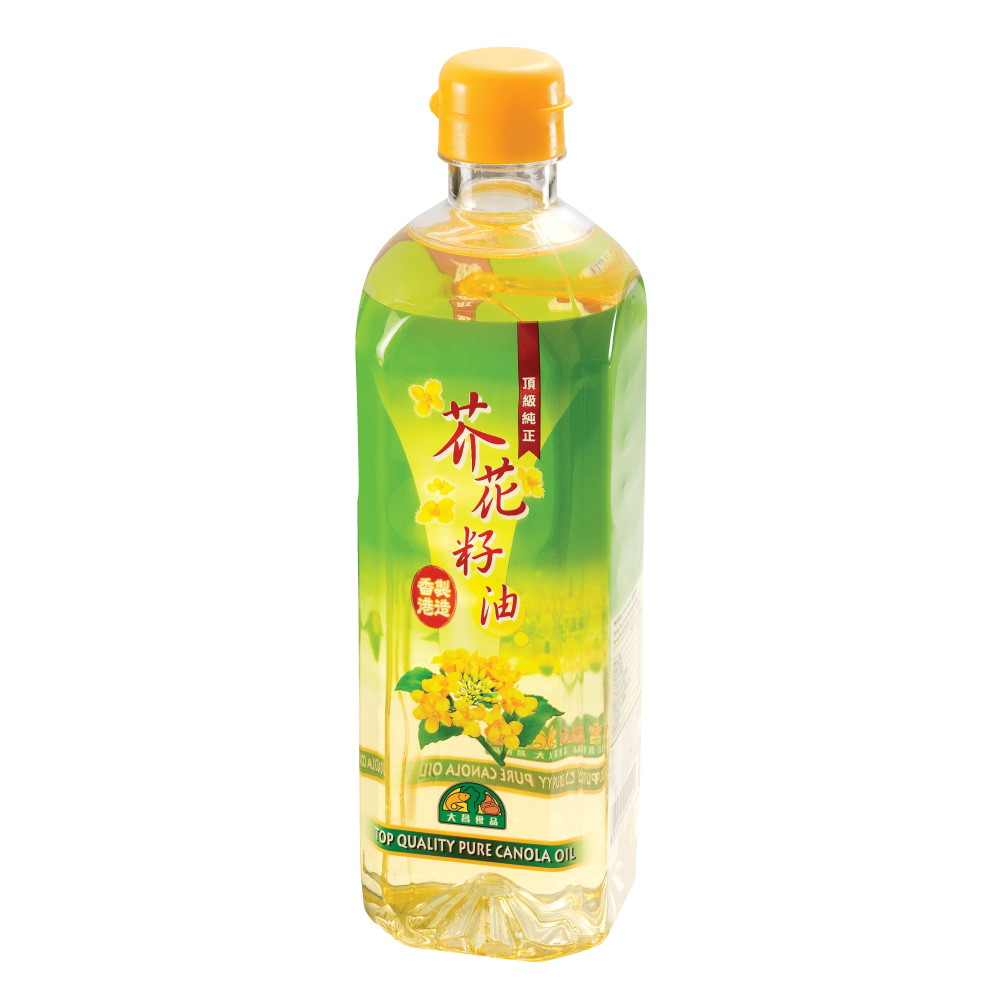 DCH BRAND TOP QUALITY CANOLA OIL 1000ML