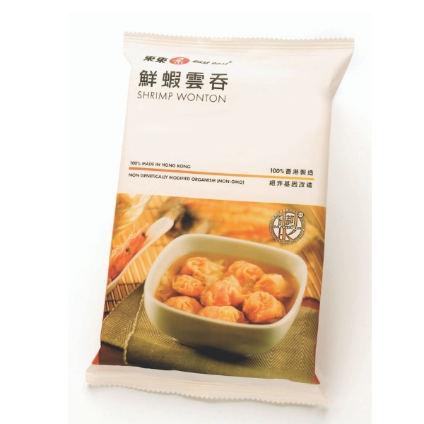 EAST EAST SHRIMP WONTON 112G (8PCS)