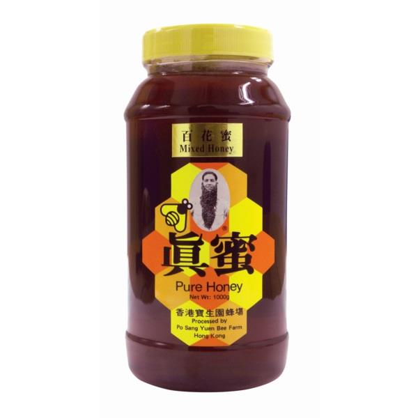 Po Sang Yuen Mixed Flower Honey 1000G