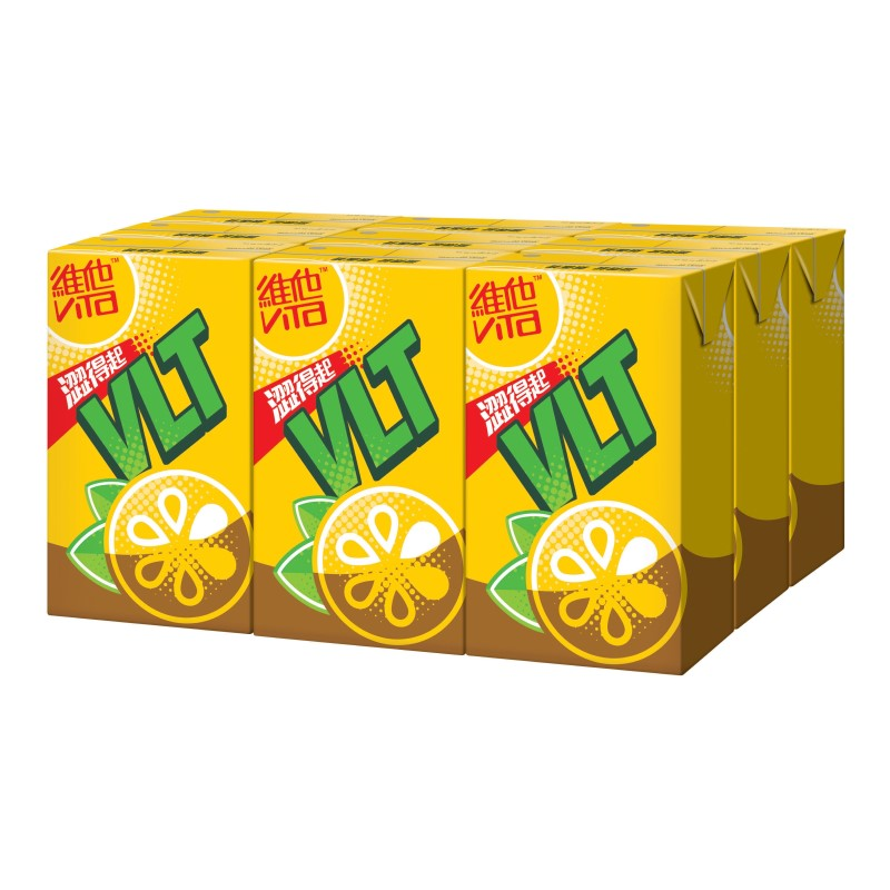 VITA LEMON TEA 9-PACK