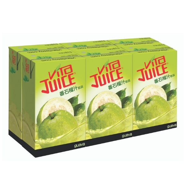 VITA GUAVA JUICE (250ml X 6)