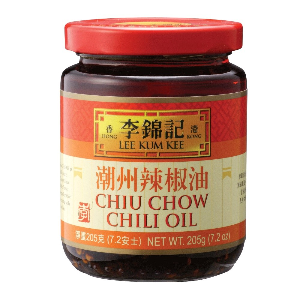 LKK CHIU CHOW CHILII OIL 205G