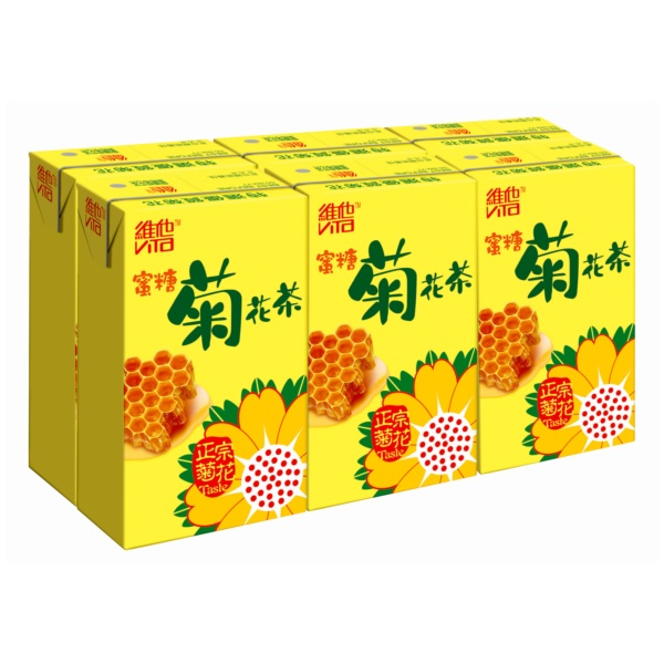 VITA HONEY CHRYS TEA 6PKT