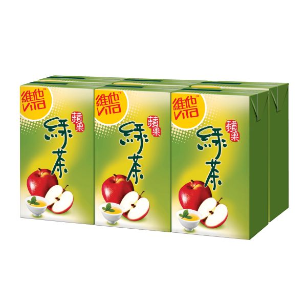Vita Apple Green Tea 6pkts