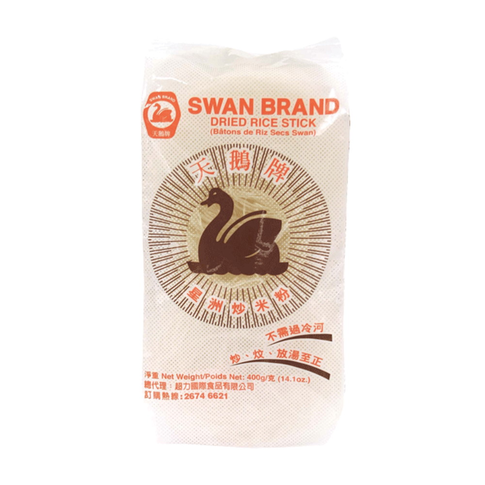 SWAN BRAND DRIED RICE STICK 400G