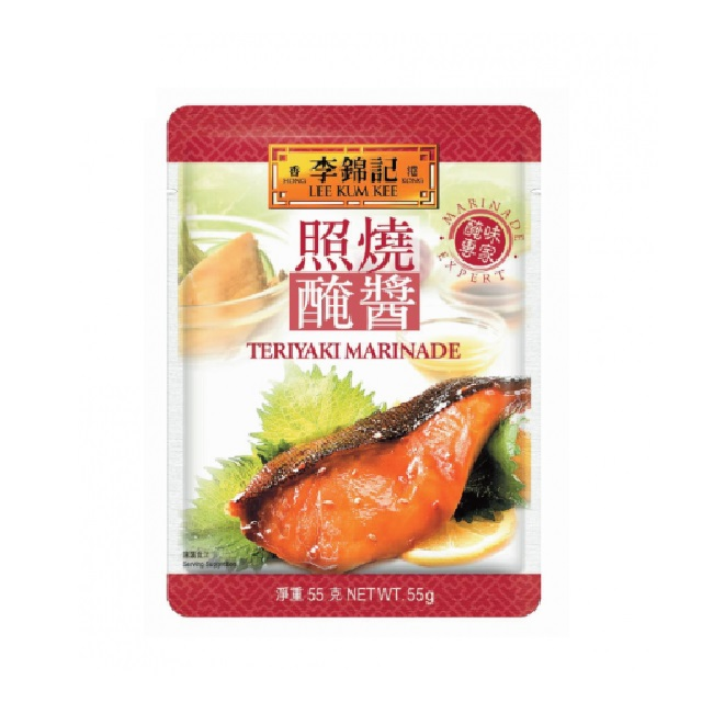 LEE KUM KEE TERIYAKI MARINADE 55G