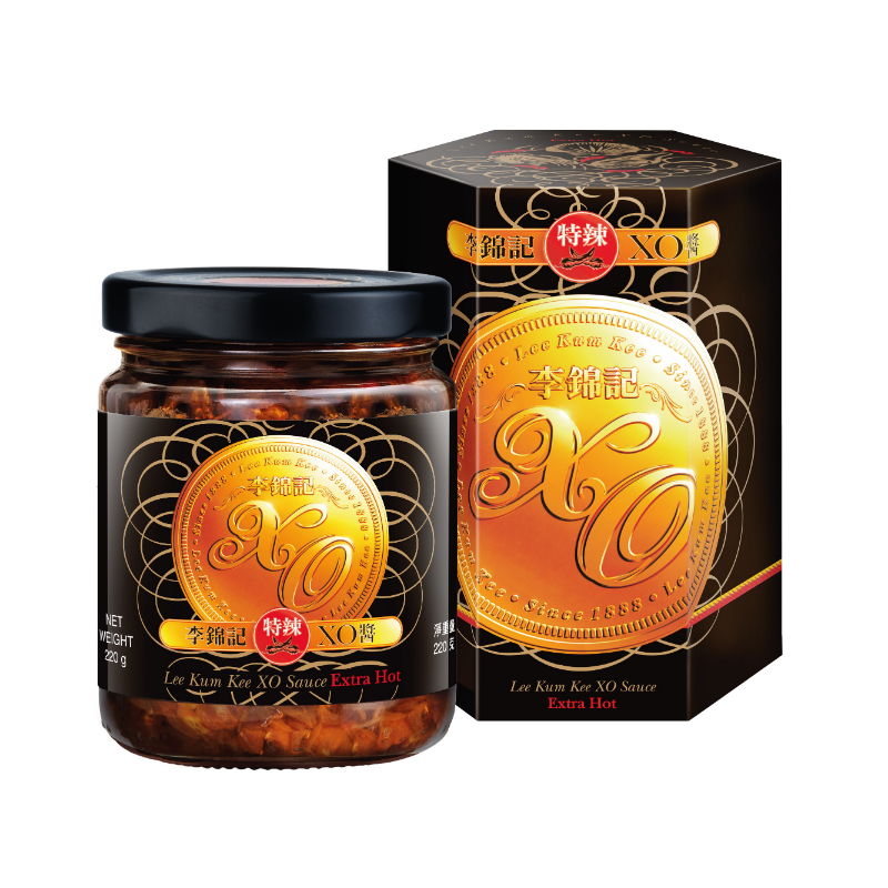 LEE KUM KEE XO SAUCE 220G  EX HOT