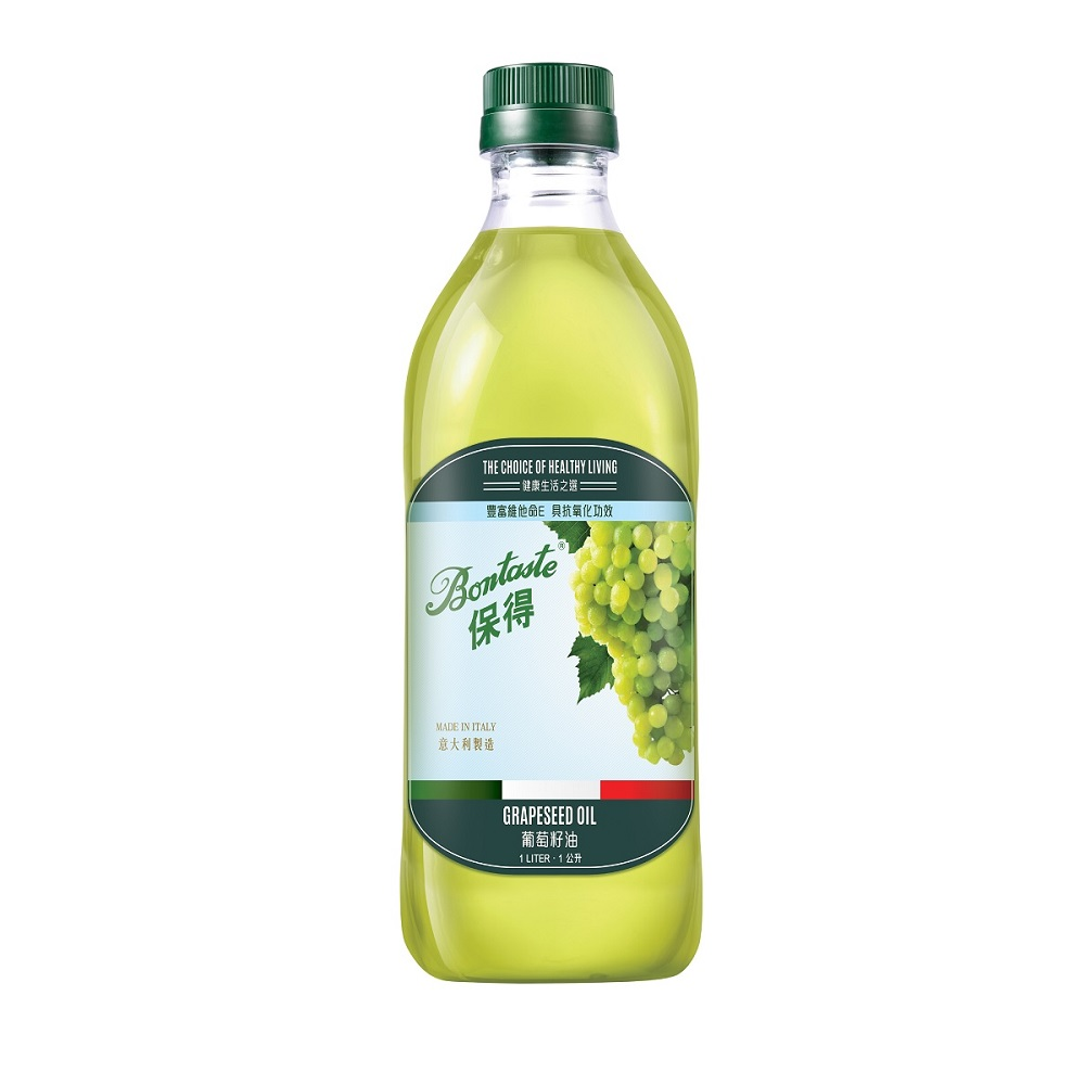 Bontaste Grapeseed Oil 1L