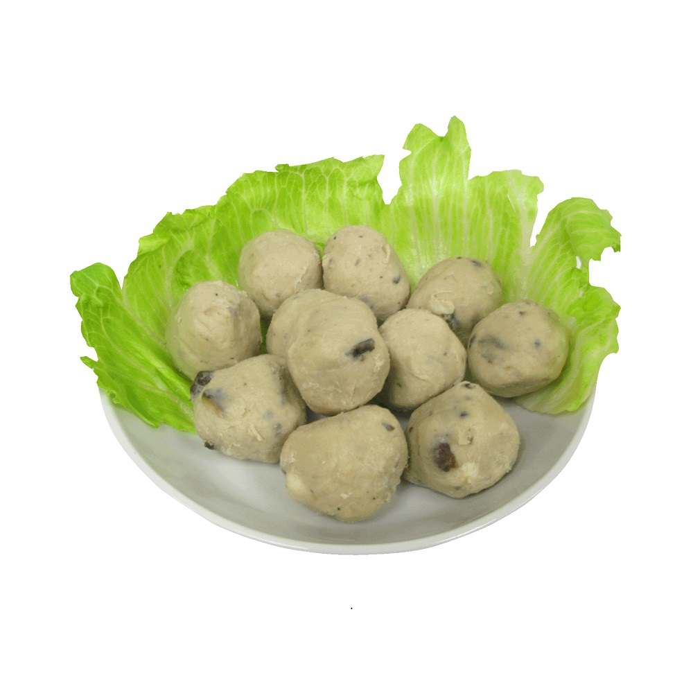 VEGETABLE MEAT BALL 10PCS(APP.0.5)