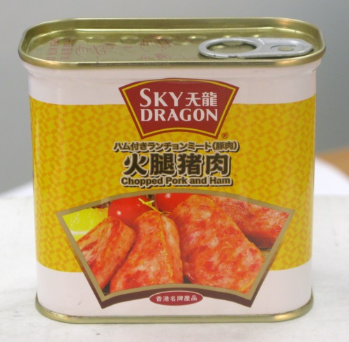 SKY DRAGON CHOPPED PORK AND HAM MEAT 340G