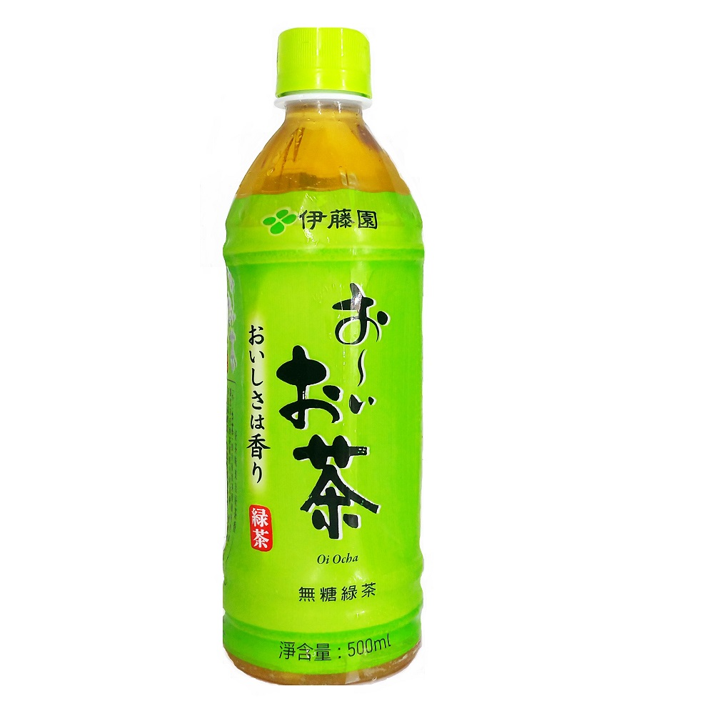ITOEN GREEN TEA 500ML