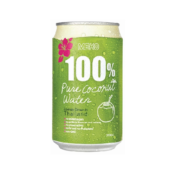 THAILAND MEKO 100% PURE COCONUT WATER 310ML