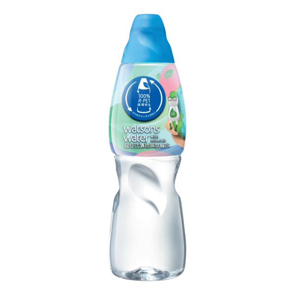 WATSON 800ML WATER WITH MINERALS