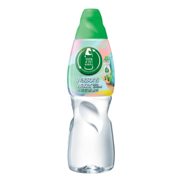 WATSON 800ML DISTILLED WATER