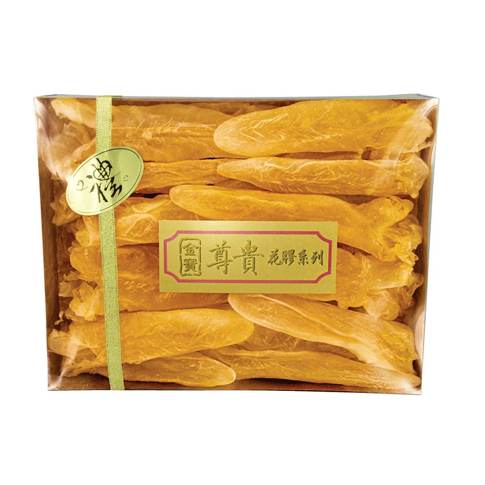 GOLDEN SPOT FISH MAW BOX SET 420G