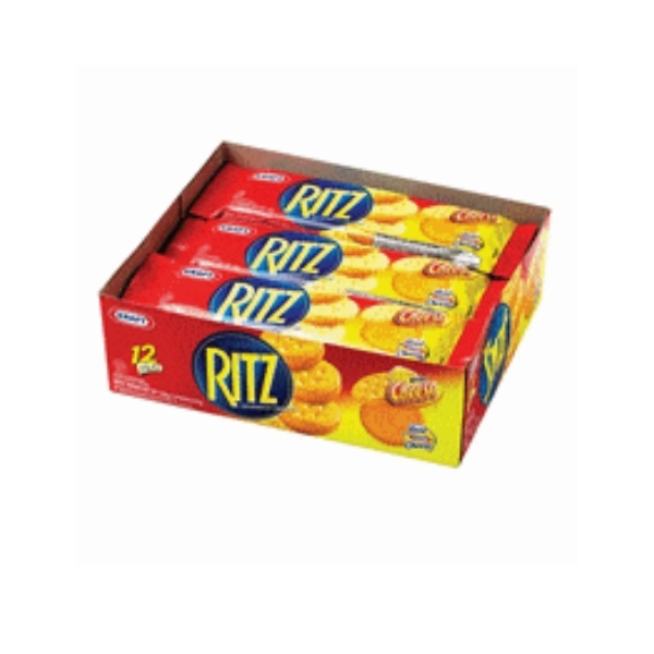 RITZ CHEESE SANDWICHED 324G