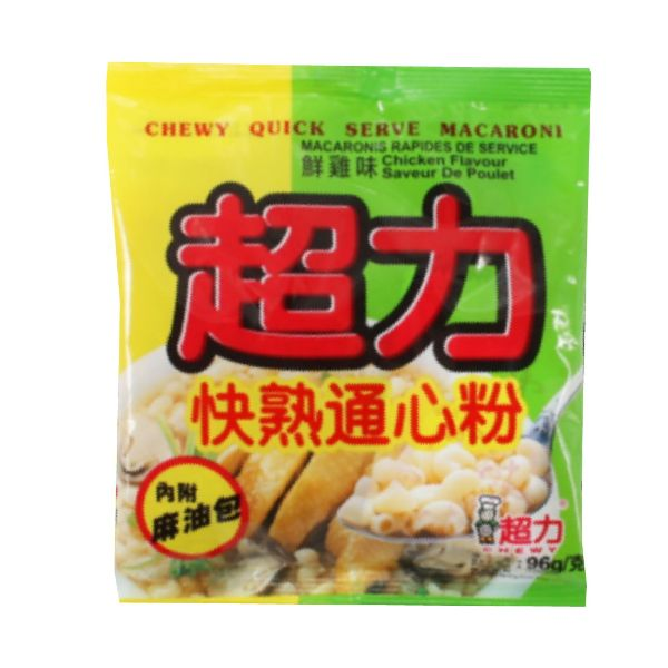 CHEWY MACARONI CHICKEN FLAVOUR 96G