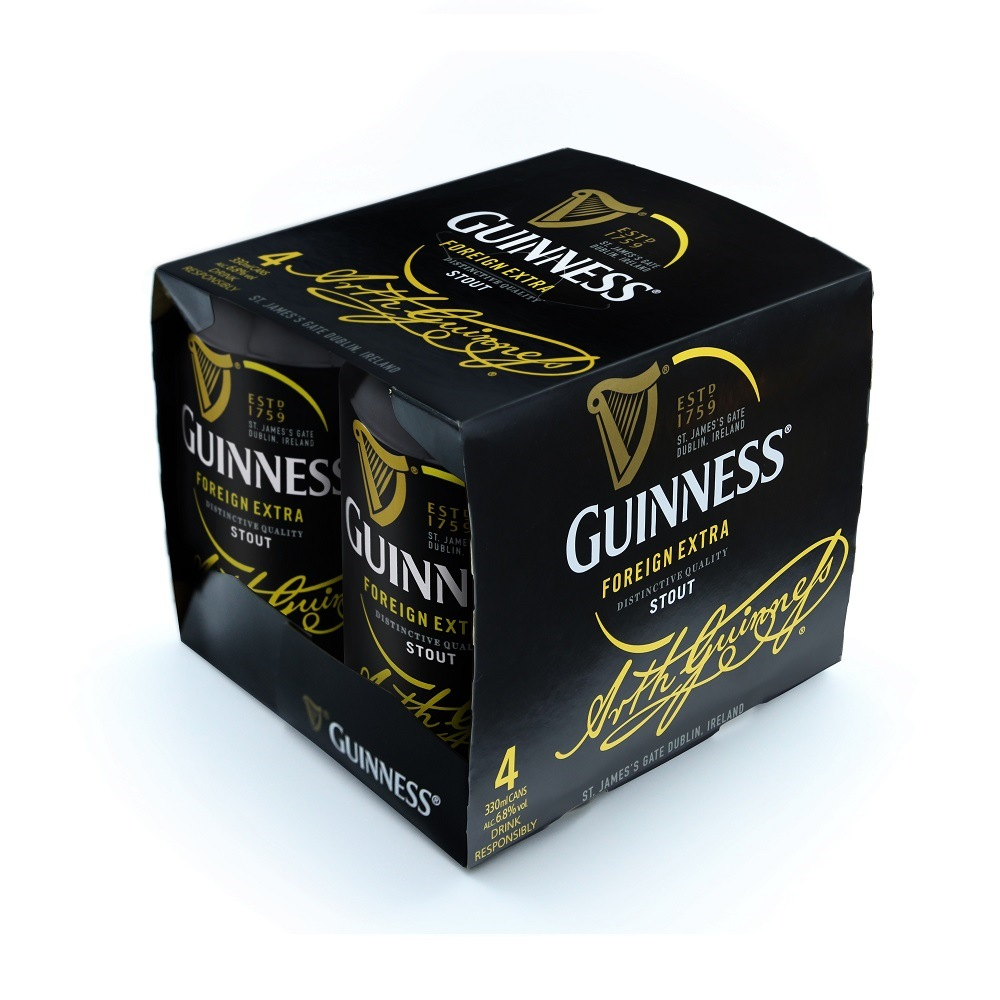 GUINNESS 4S CAN (CASE DEAL)