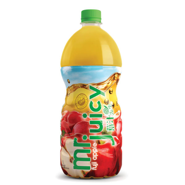 MR . JUICY FUJI APPLE JUICE DRINK (1L)