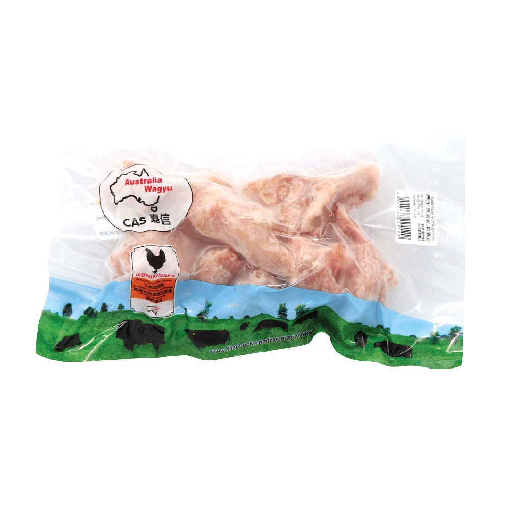 AUSTRALIAN QUALITY NATURE FED CHICKEN MINI-DRUMSTICK 400G