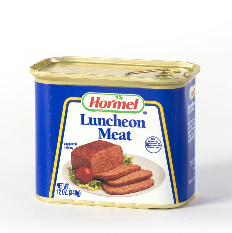 HORMEL LUNCHEON MEAT 340G