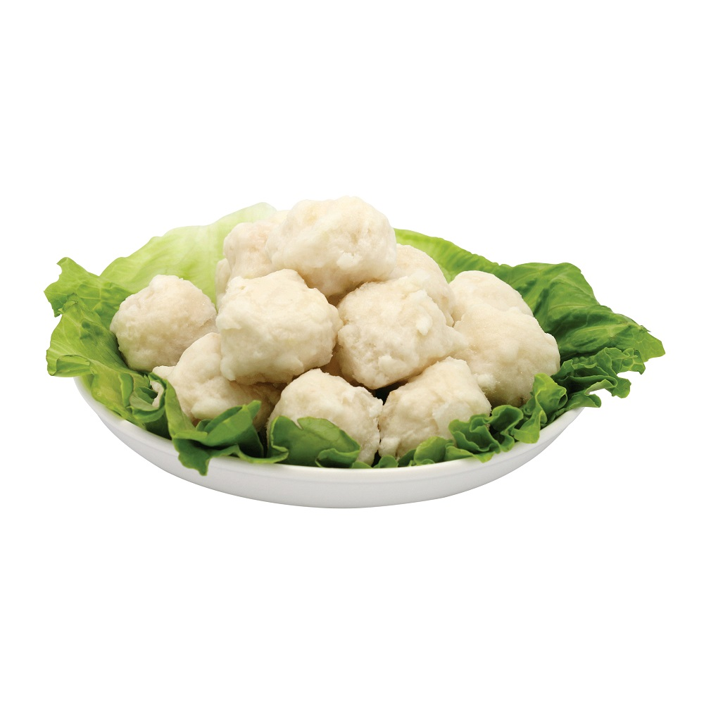 Taiwan Cuttle Fish Ball 13Pcs