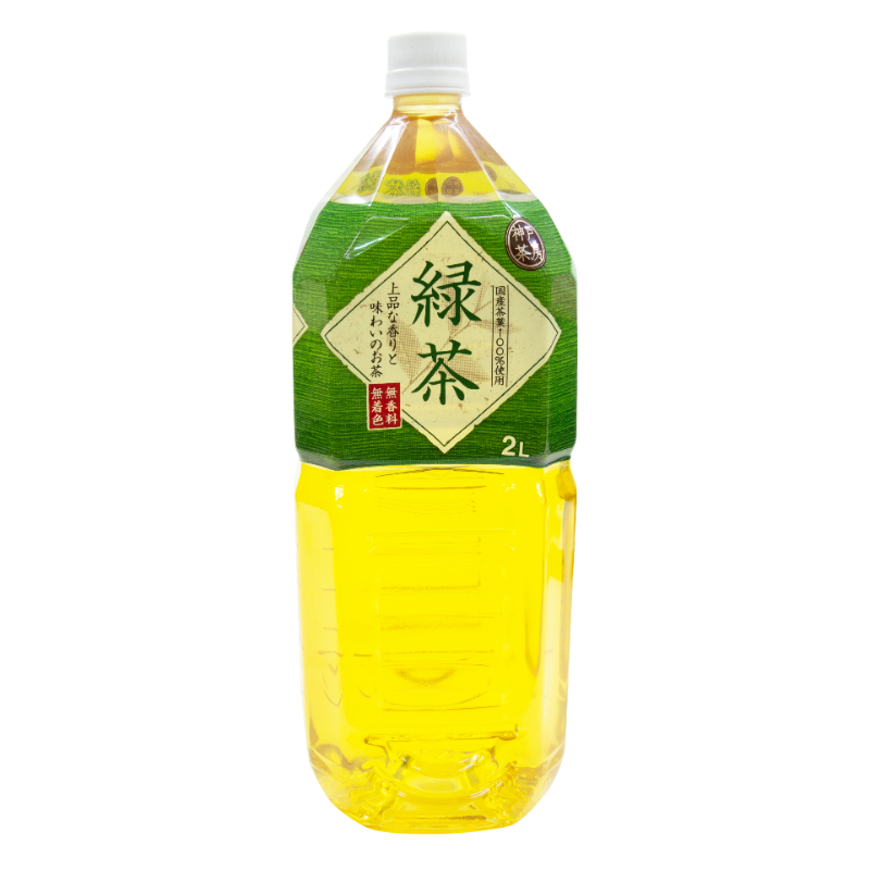 KOBE TEA HOUSE GREEN TEA 2L