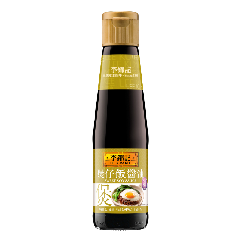 LEE KUM KEE SWEET SOY 207ML