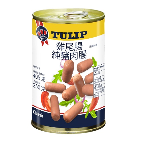 TULIP CHICKEN COCKTAIL SAUSAGE250 GM