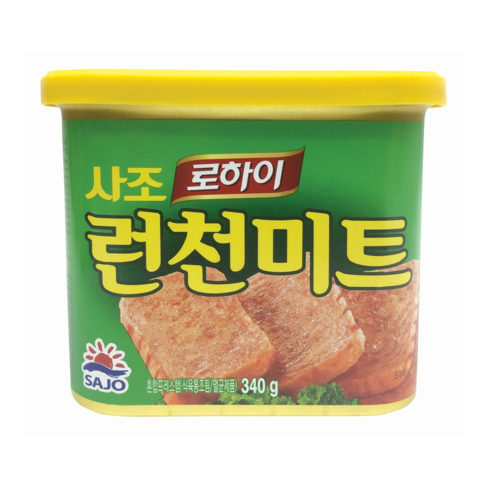 KOREA SAJO LUNCHEON MEAT 340G