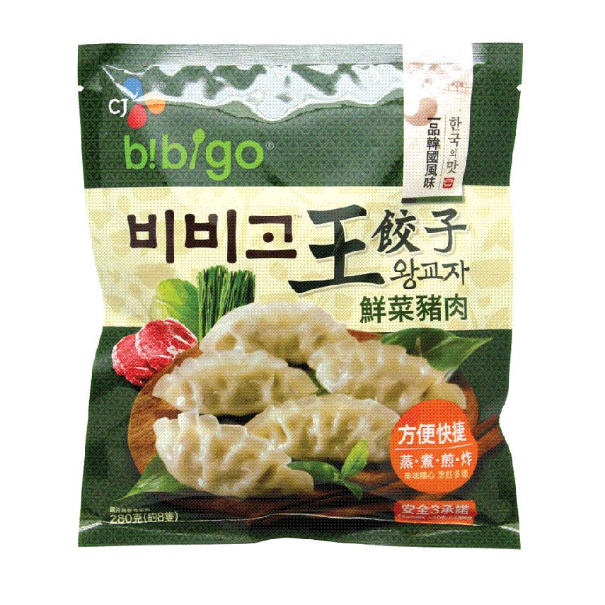 CJ VEGETABLE PORK ROYAL DUMPLING 280G
