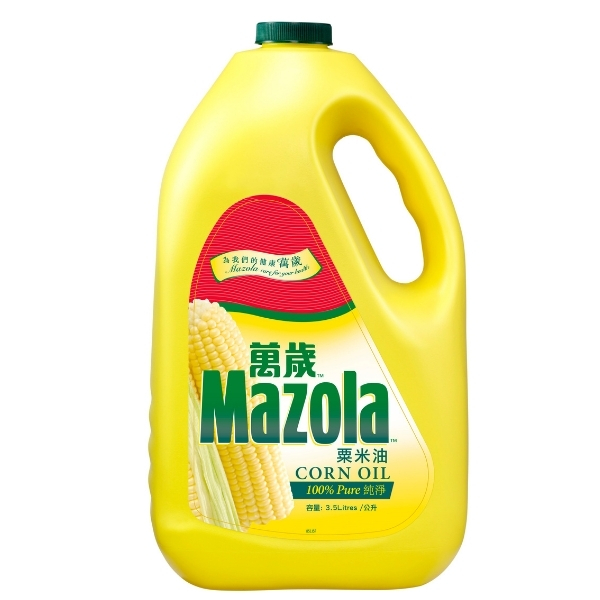MAZOLA CORN OIL 3.5L