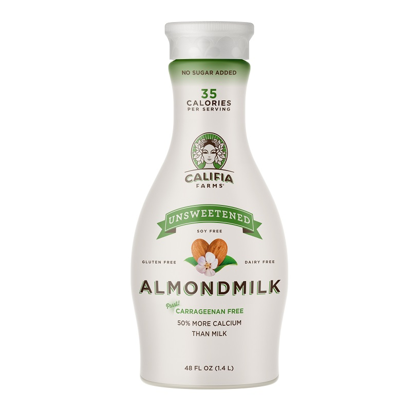 CALIFIA FARMS ALMONDMILK -UNSWEETENED 48OZ