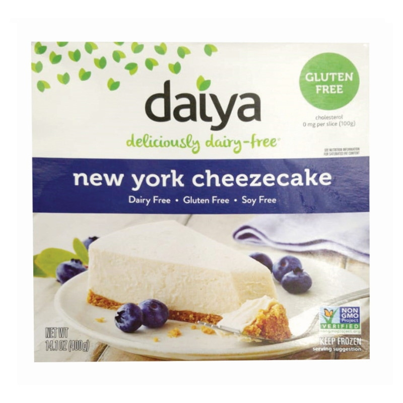 Daiya New York Cheese Cake vegan 14.1oz