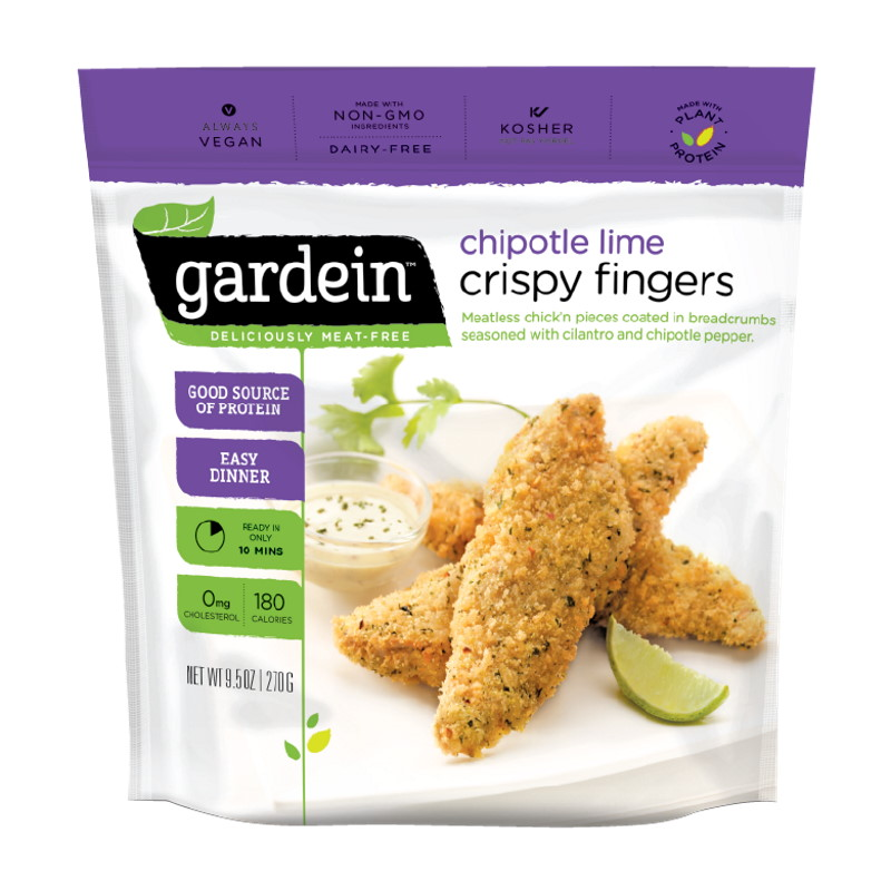 Gardein Chipotle Lime Crispy Fingers 9.5oz