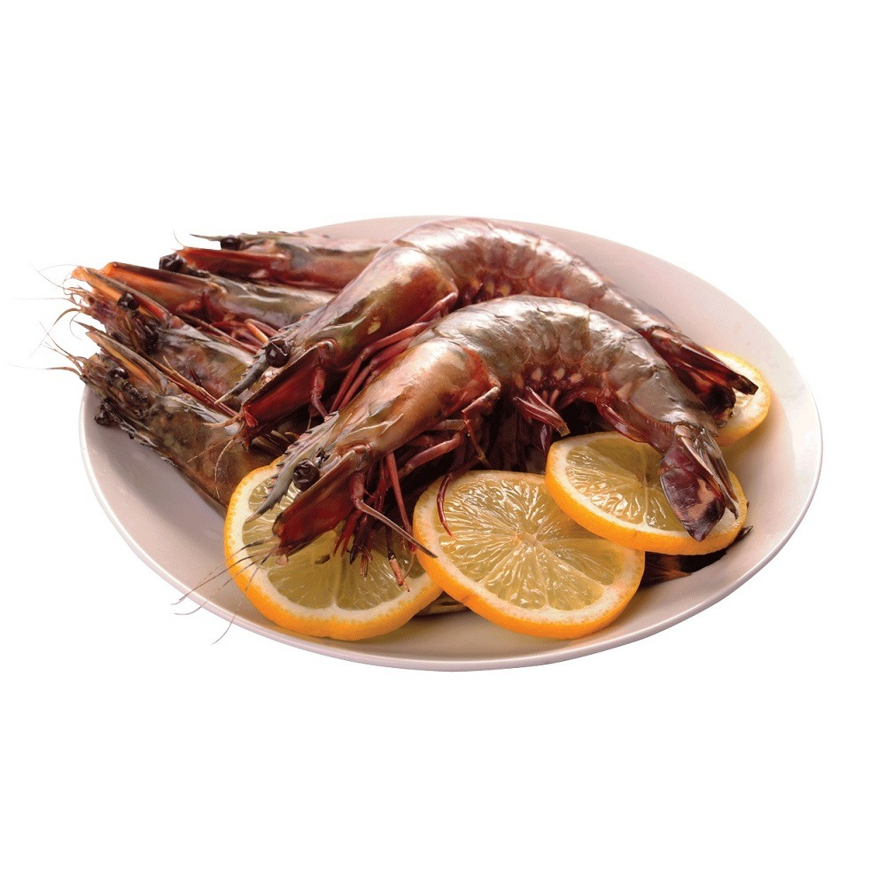 Myanmar Wild Caught Sea Tiger Shrimp 10pc(400G)