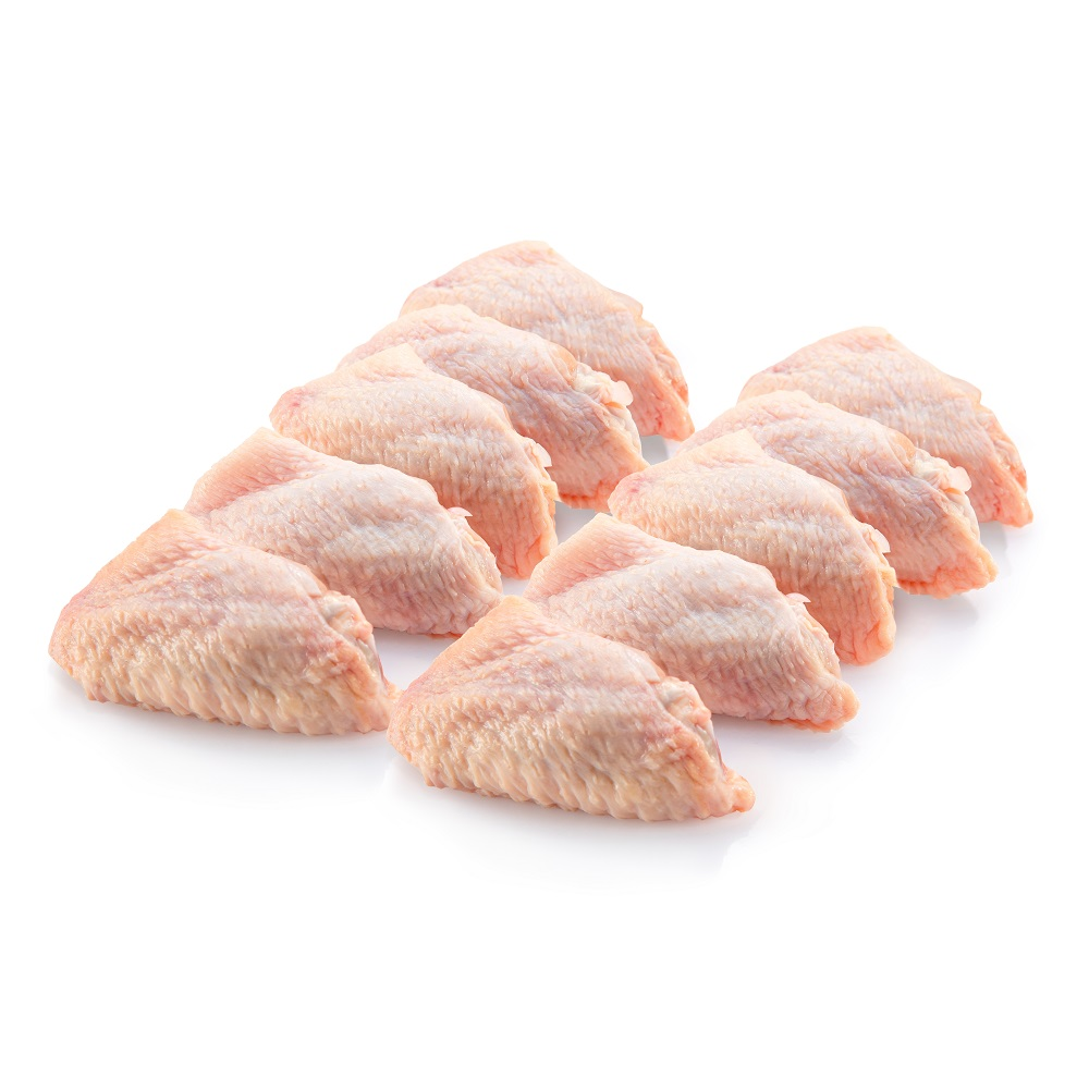 MASTER BUTCHER THAI[NO ADDED HORMONES]CHICKEN MID-JOINT WING 1KG
