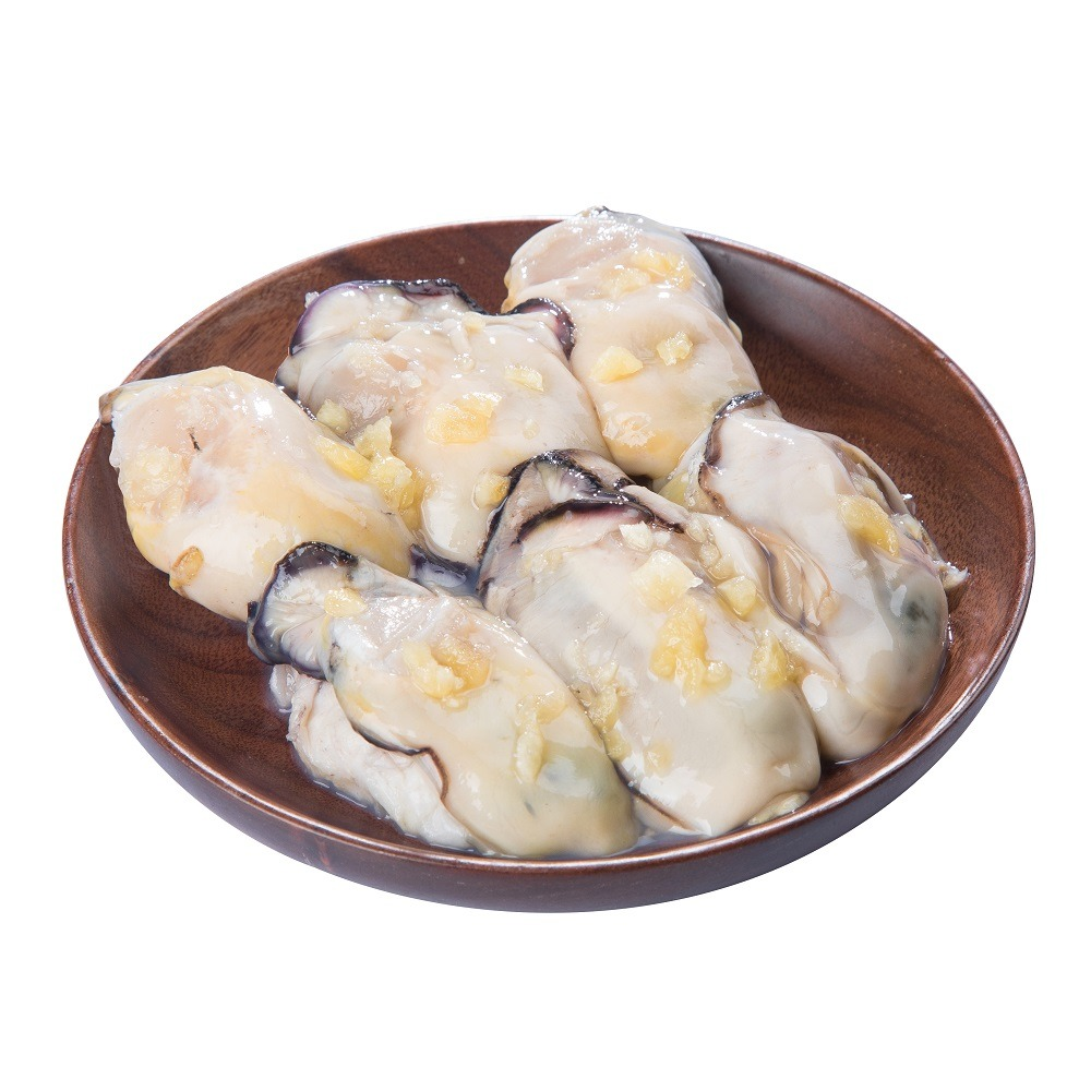 Japan Frozen Oyster With Butter And Garlic 6pcs