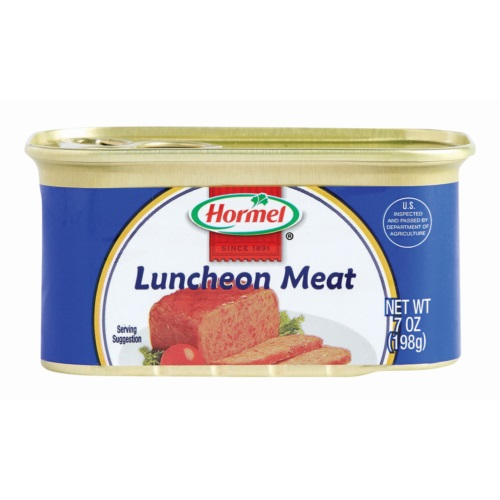 HORMEL LUNCHEON MEAT 198G