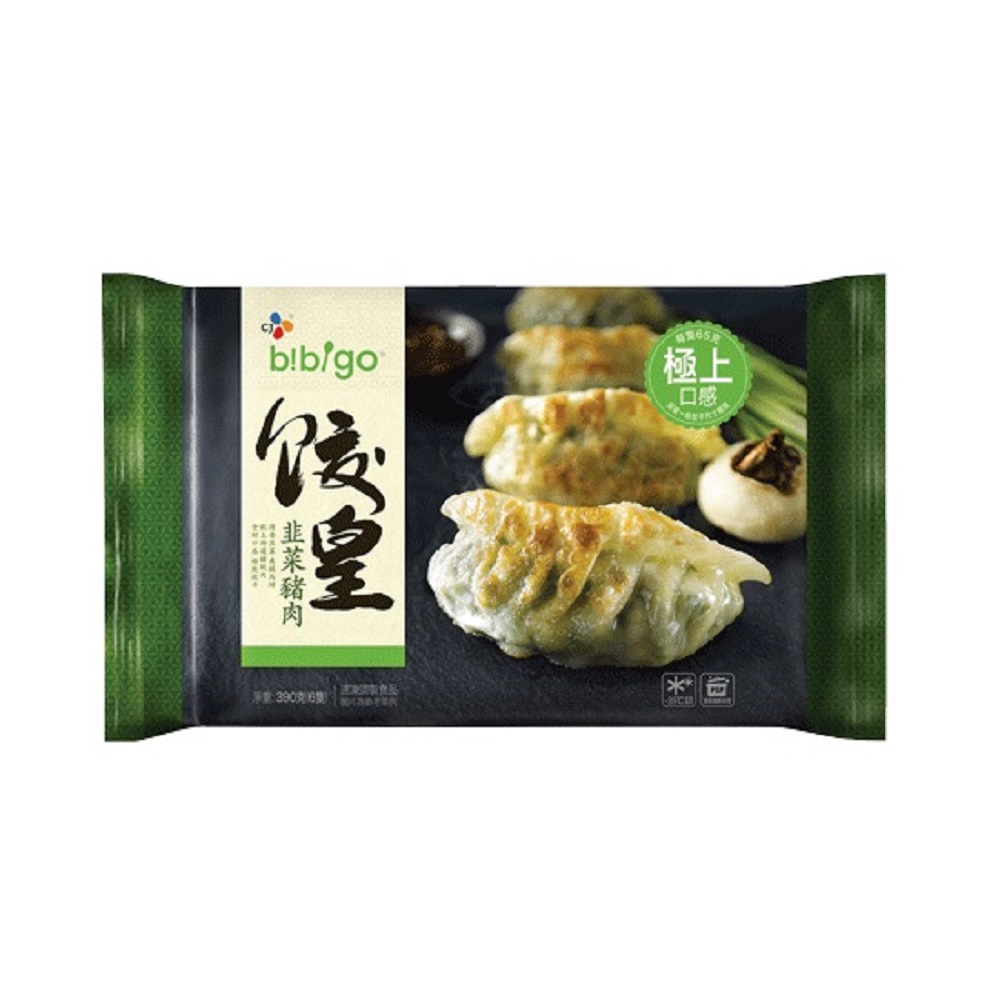 CJ BIBIGO KING DUMPLING 390G (6PCS)
