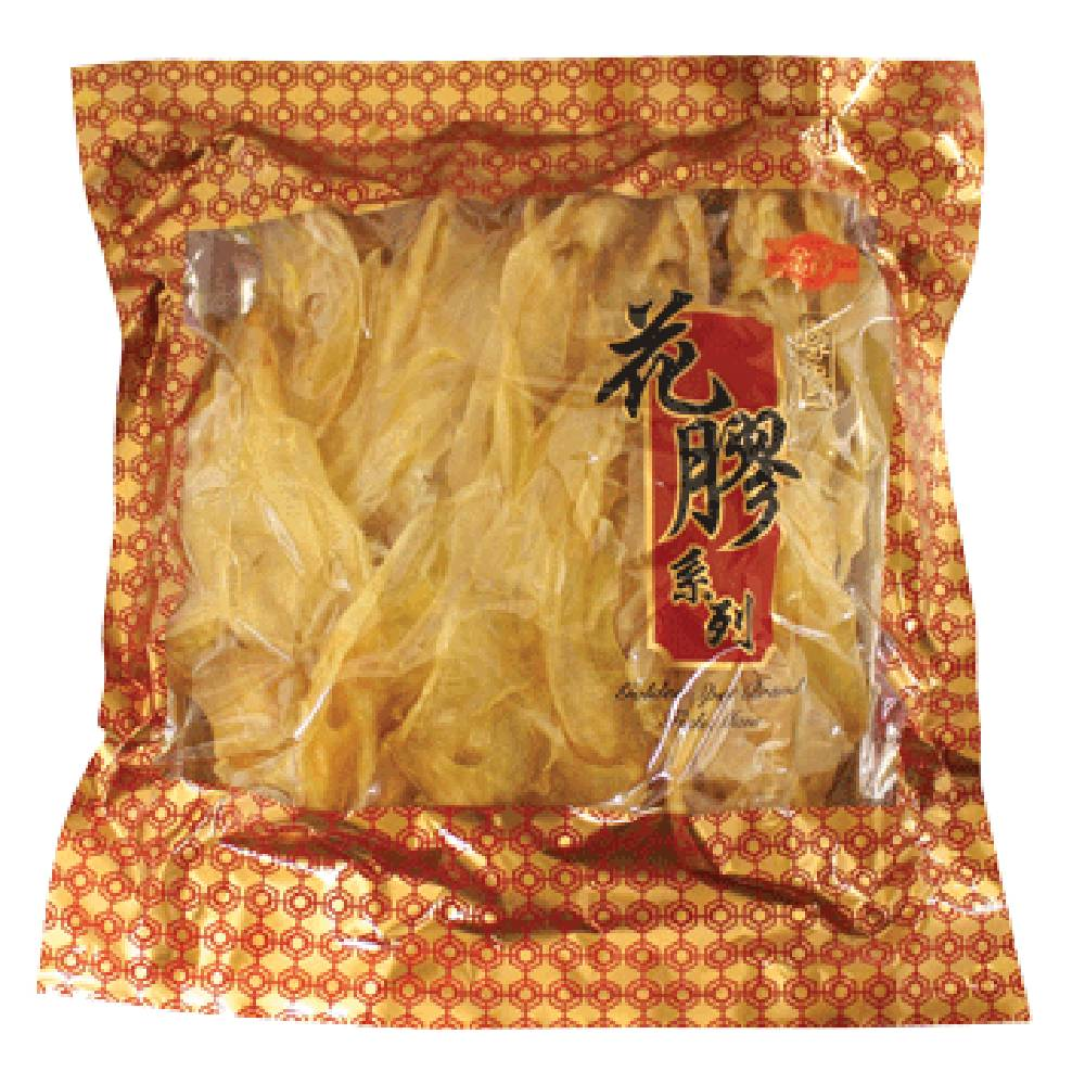 GOLDEN SPOT FISH MAW 400G