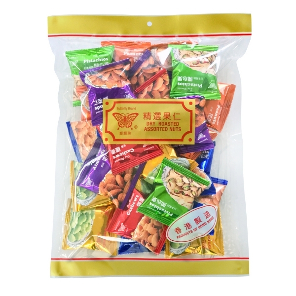 BUTTERFLY BRAND MIXED NUTS 350G