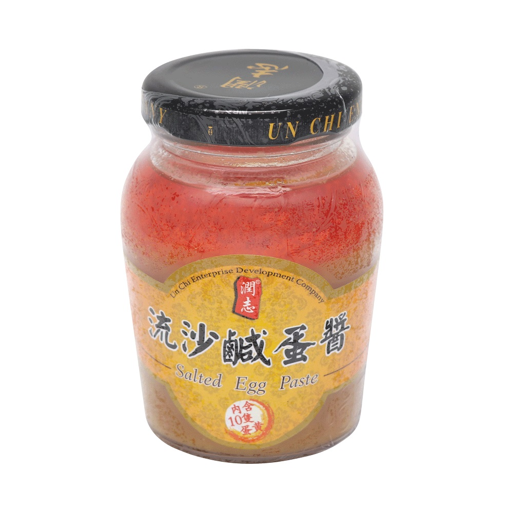 UN CHI SALTED EGG PASTE 180G