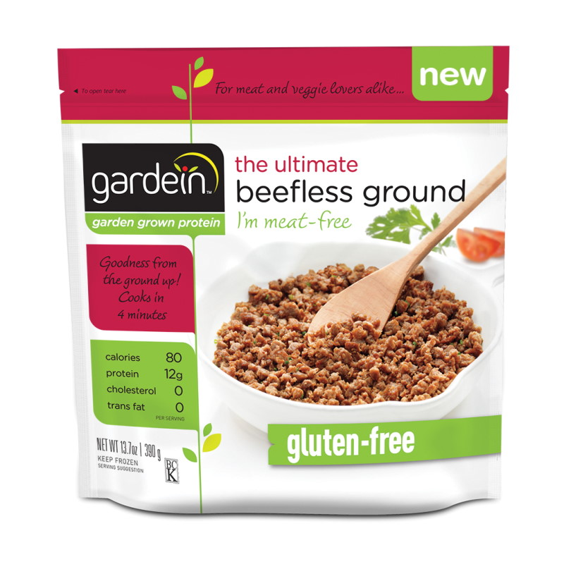 GARDEIN ULTIMATE BEEFLESS GROUND 13.7OZ