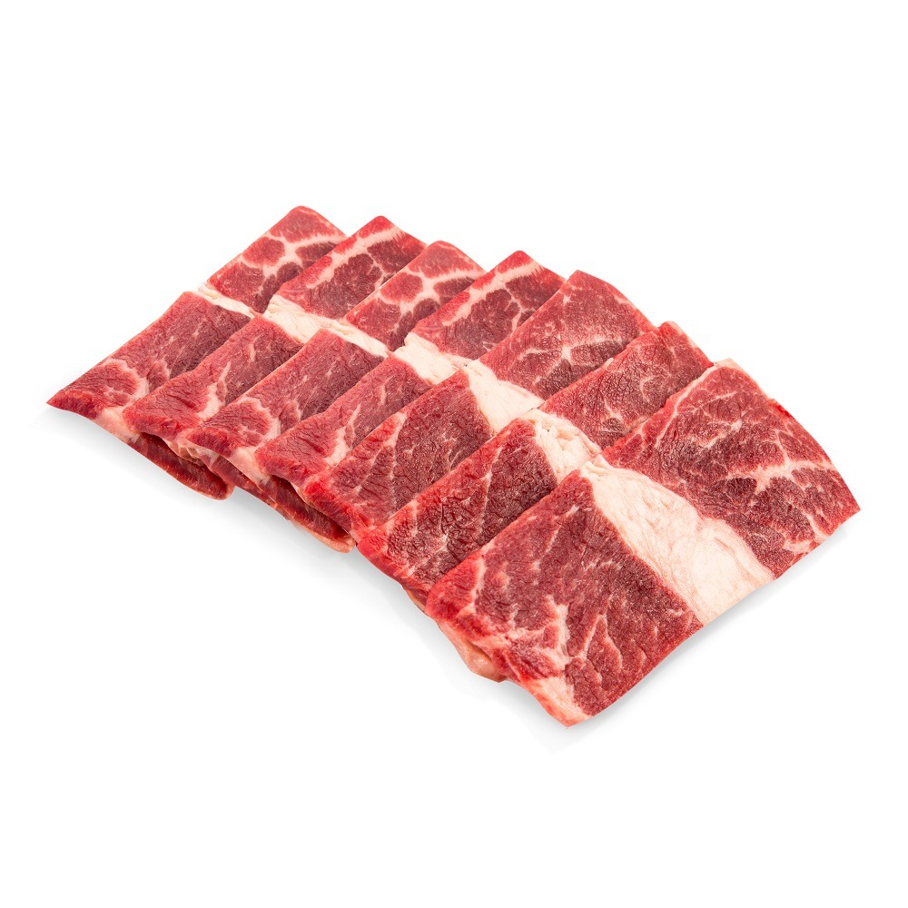MASTER BUTCHER GOLD US CHUCK BONELESS SHORT RIB 200G